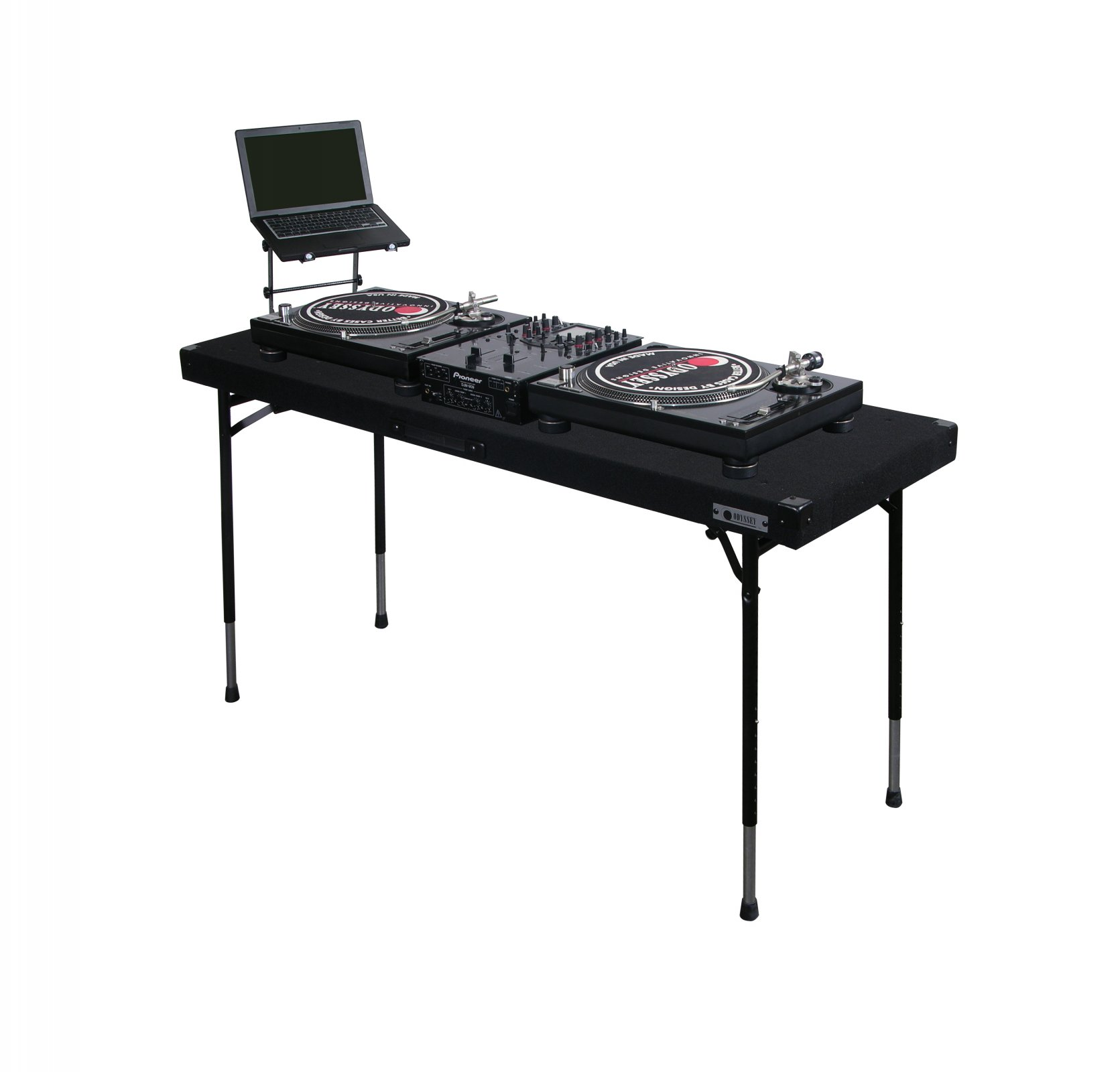 Odyssey Case CTBC2060 - DJ Table - Carpeted
