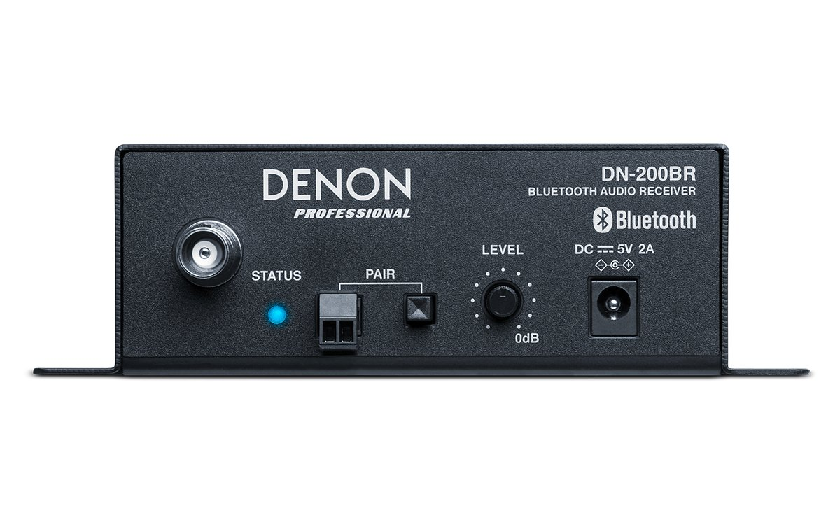 Denon Professional DN-200BR - Bluetooth Audio Receiver
