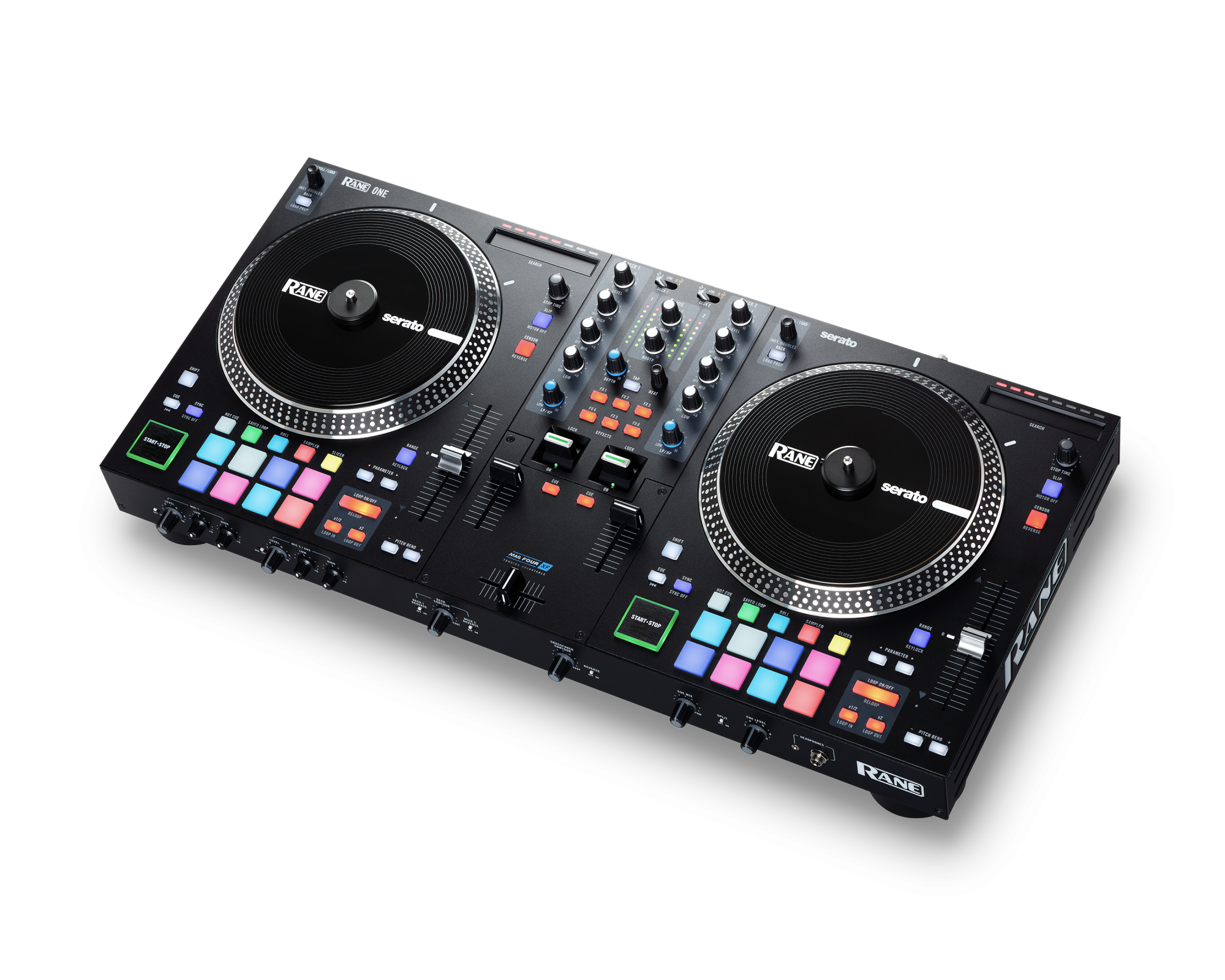 Rane DJ One Professional Motorized DJ Controller