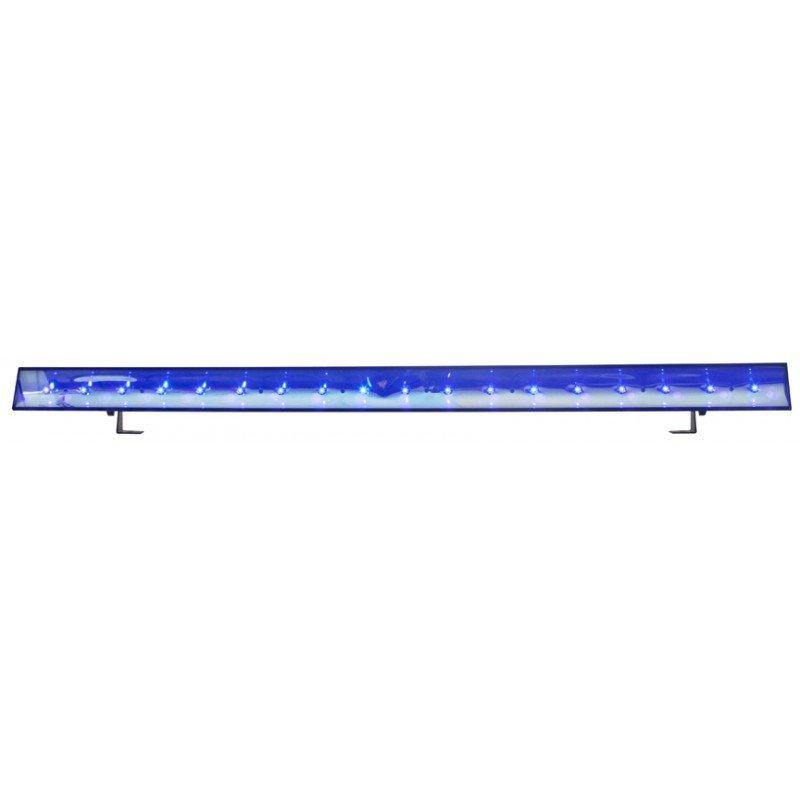 Rental ADJ ECO UV Bar DMX with O Clamps (2)