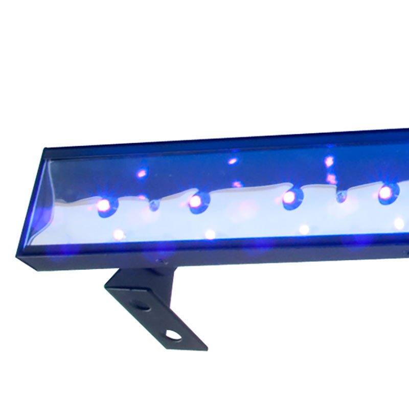 Rental ADJ ECO UV Bar Plus IR with O Clamps (2)