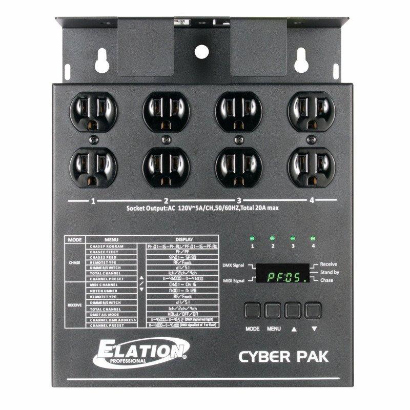 Elation Cyber Pak