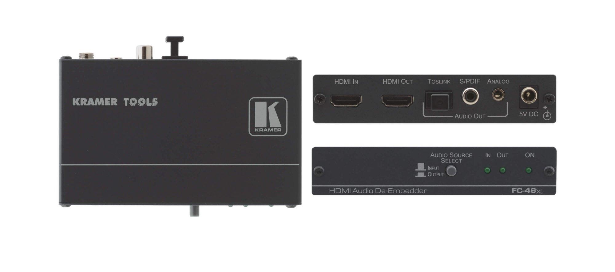 Rental Kramer FC-46XL Audio De-Embedder