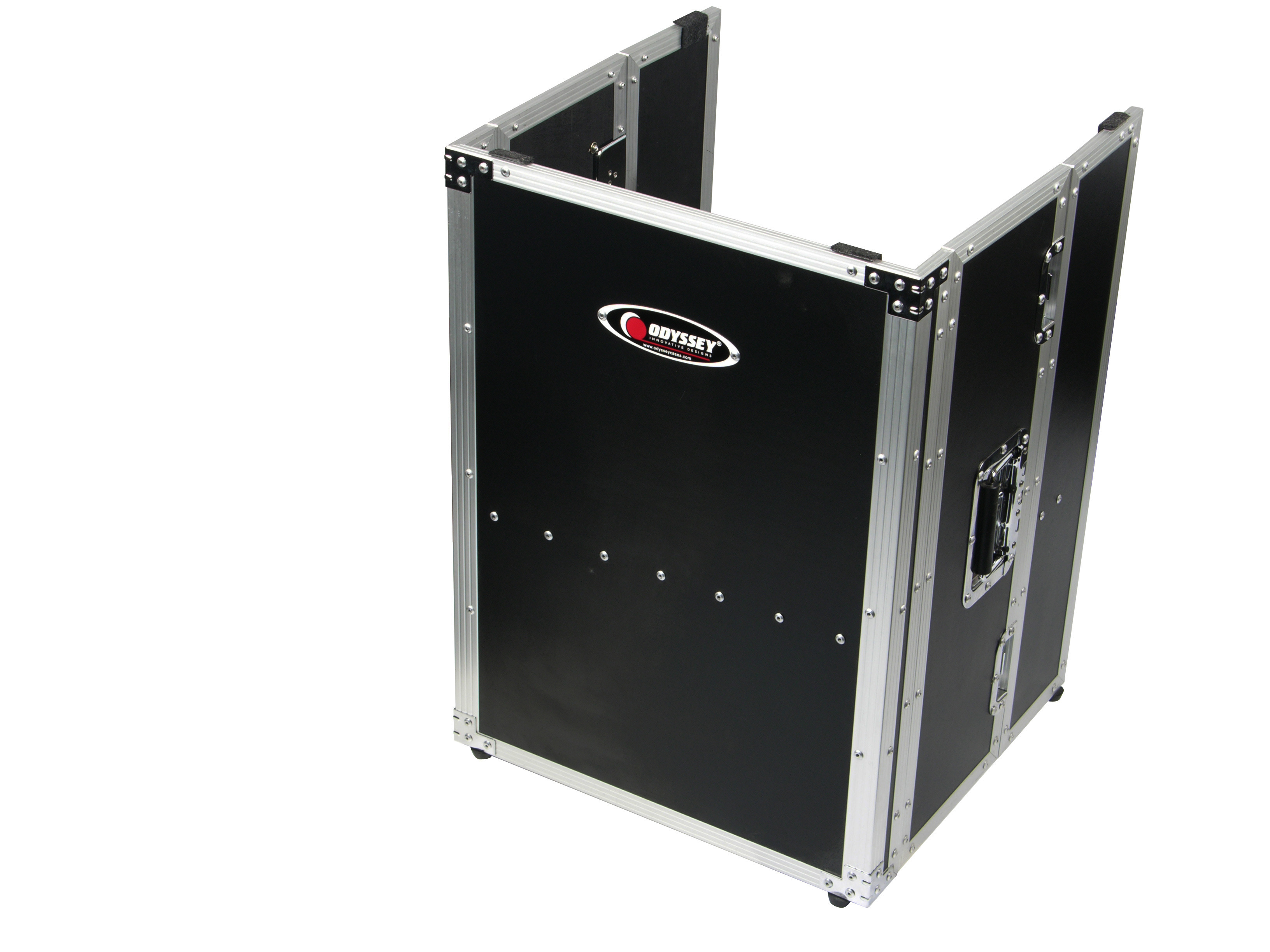 Odyssey Case FZF1926 - DJ Fold-Out Stand - 19 Wide x 26 Tall