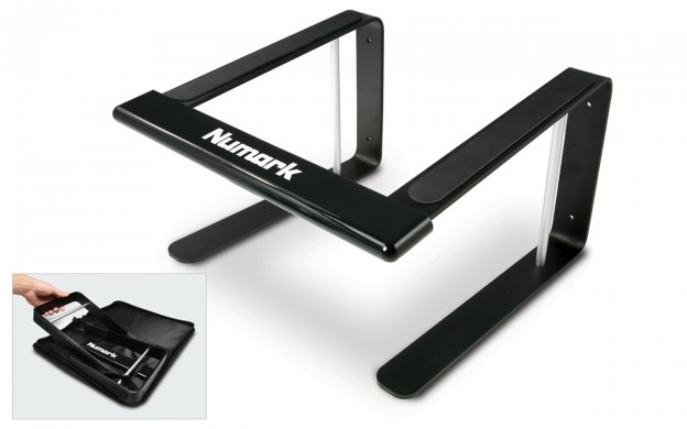 Numark Laptop Stand Pro - Performance Stand for Laptop Computer