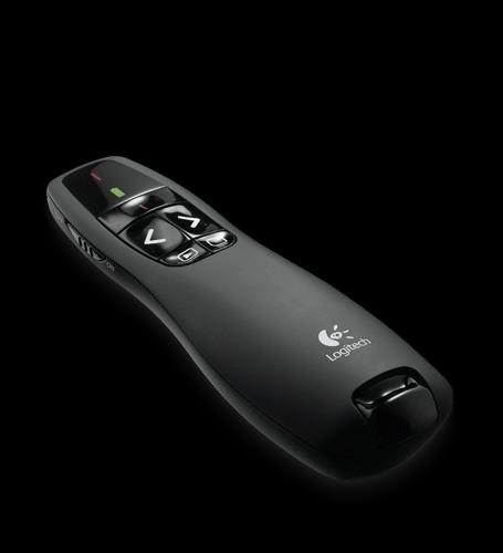 Rental Logitech Wireless Presenter - R400