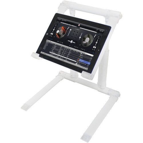 Odyssey Case LStand360WHT - Laptop/Tablet Stand, White
