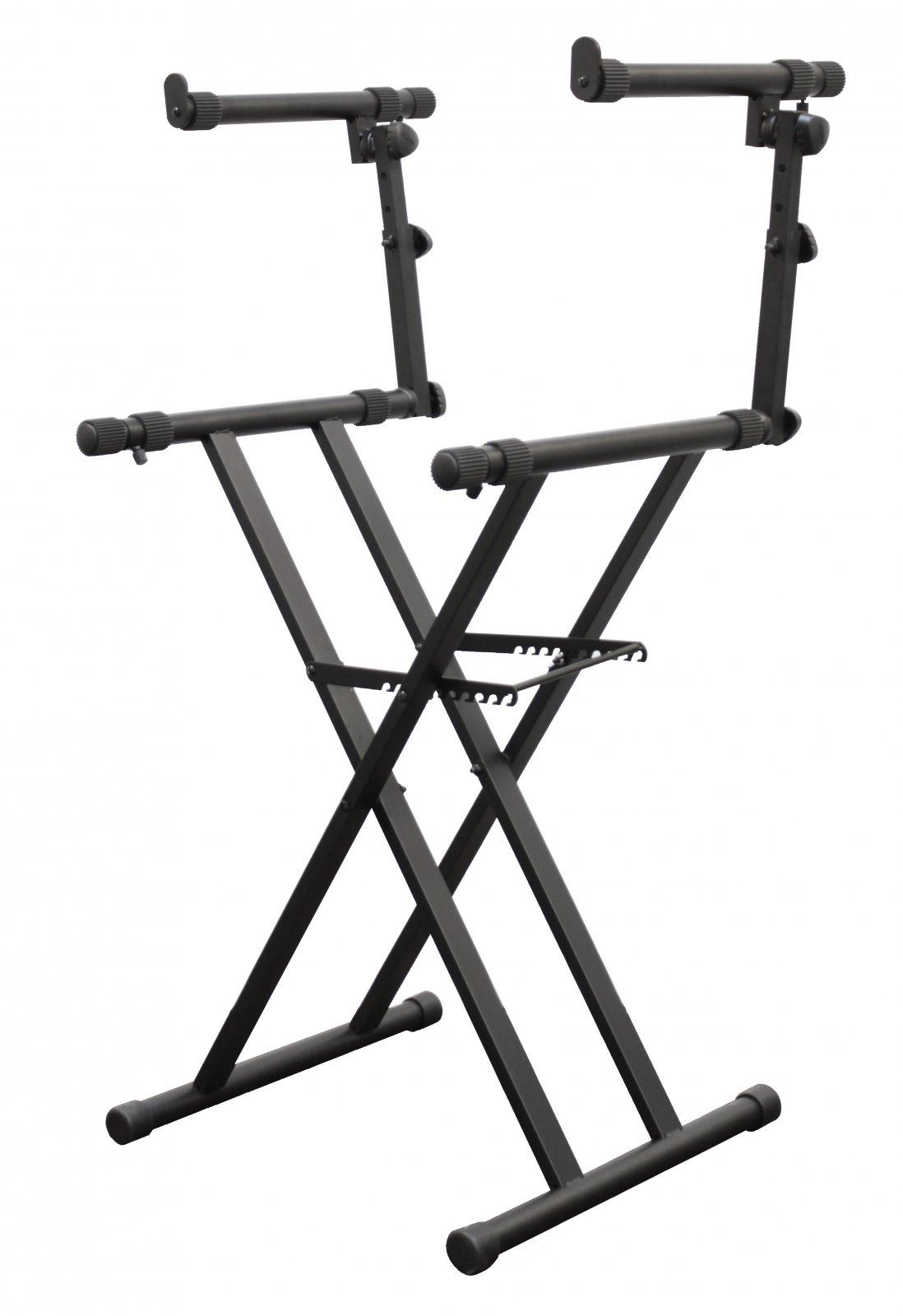 Odyssey Case LTBXS2 - X Stand, Double Tier - Black