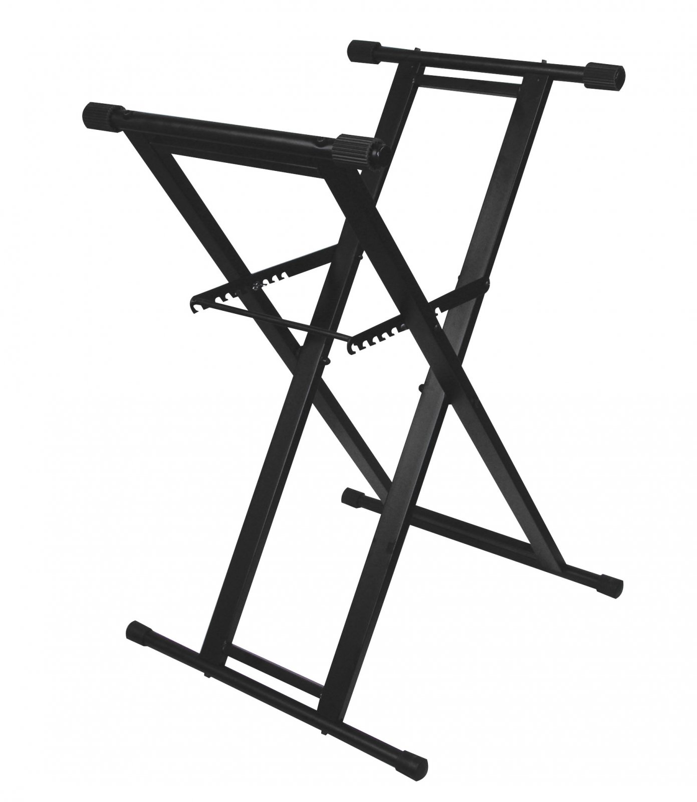 Odyssey Case LTBXS - X Stand, Double Braced - Black