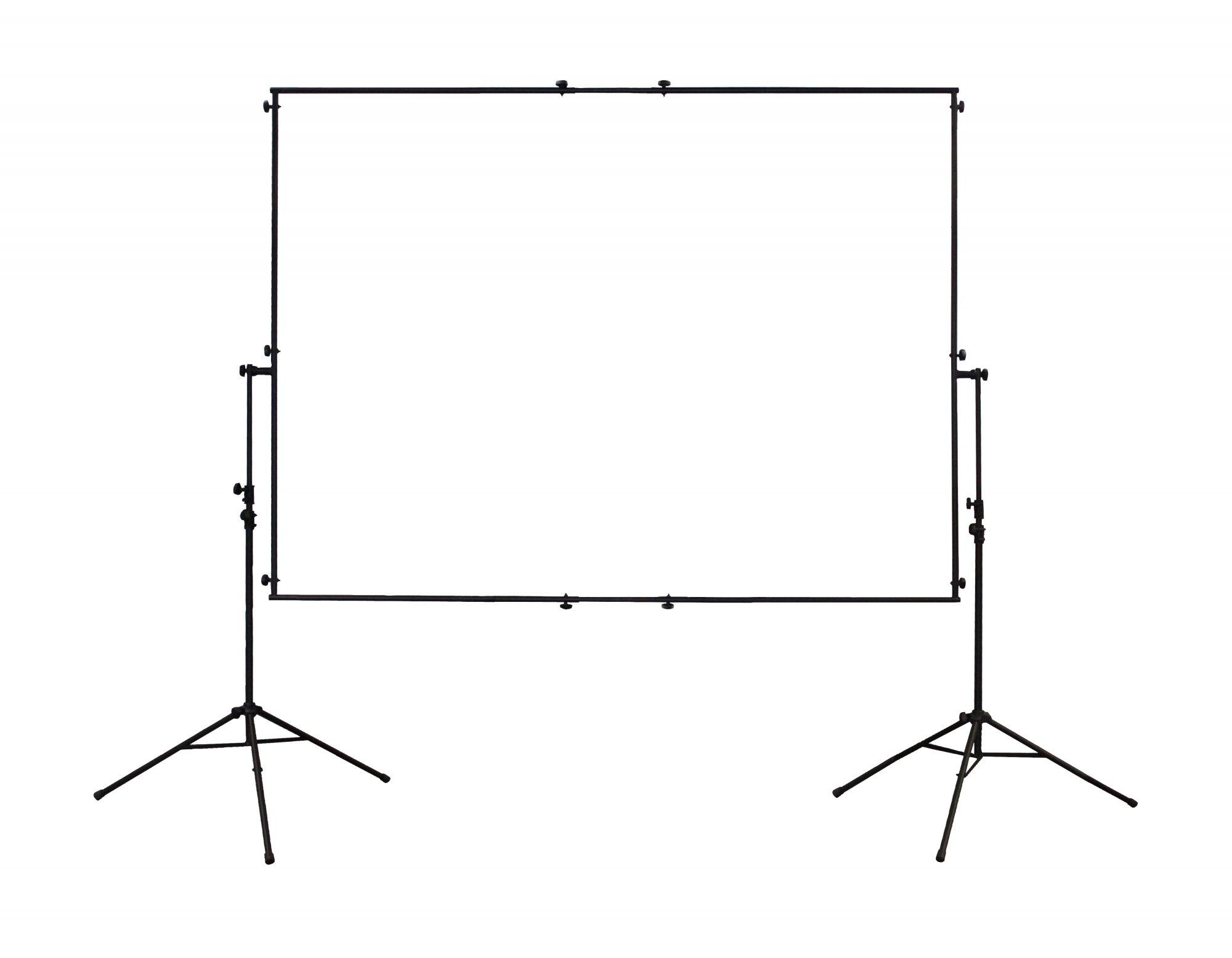 Odyssey Case LTMVS1RTFRAME - Video Projection Frame Only