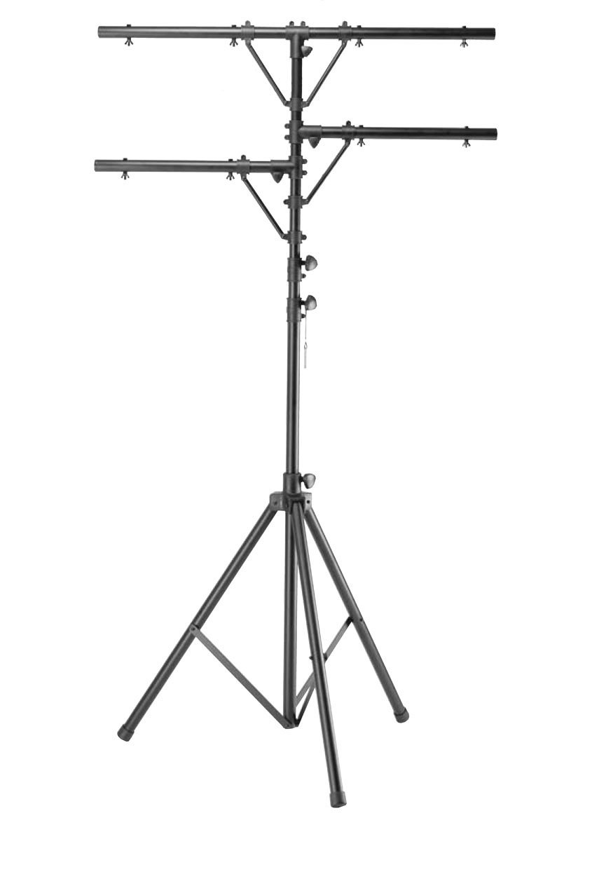 Odyssey Case LTP1 - Lighting Stand, 11' Black