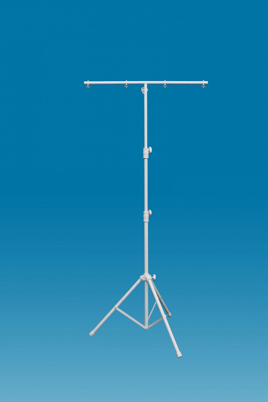 Odyssey Case LTP6WHT - Lighting Stand, 9' White
