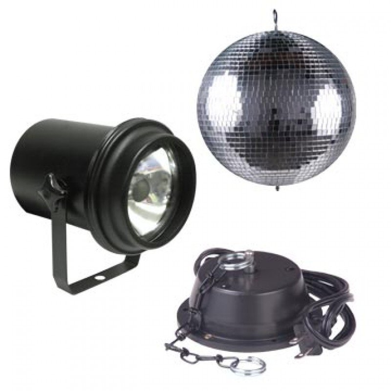 ADJ Mirror Ball Package - 12