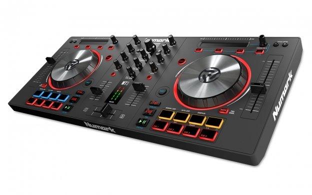 Numark Mixtrack 3 - DJ Controller Solution for Virtual DJ