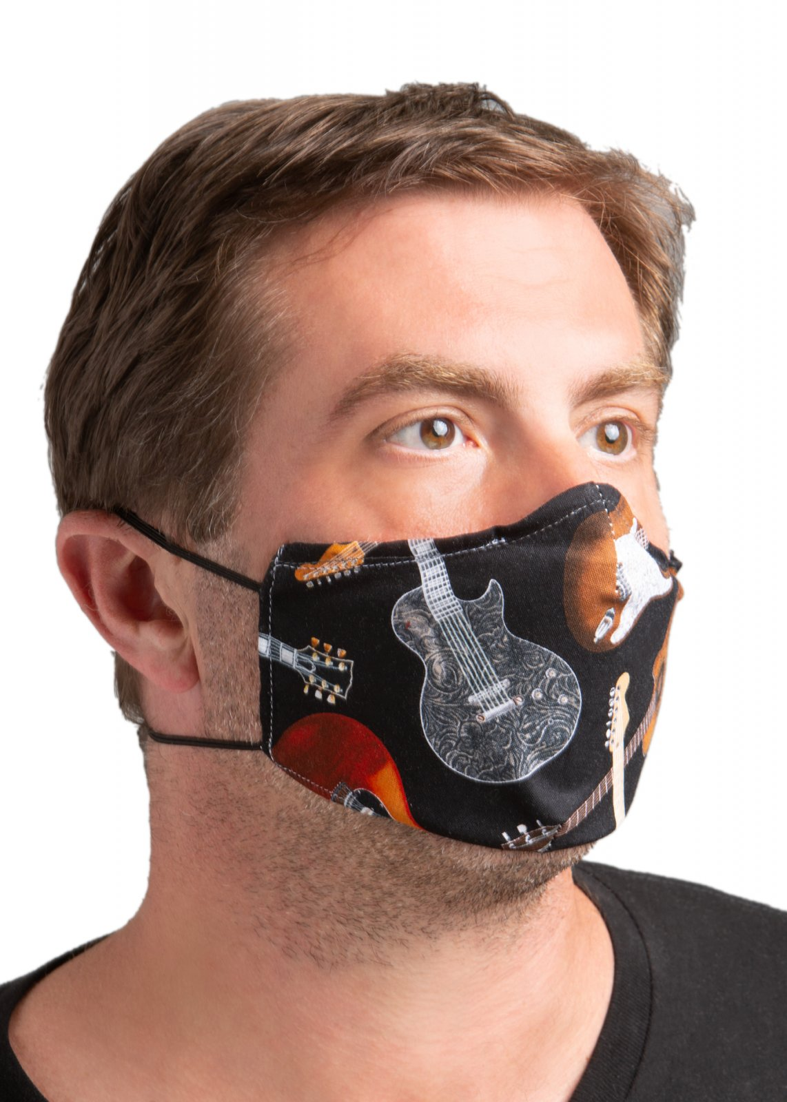 Gator MSK-GTR Reusable Face Mask in Guitars