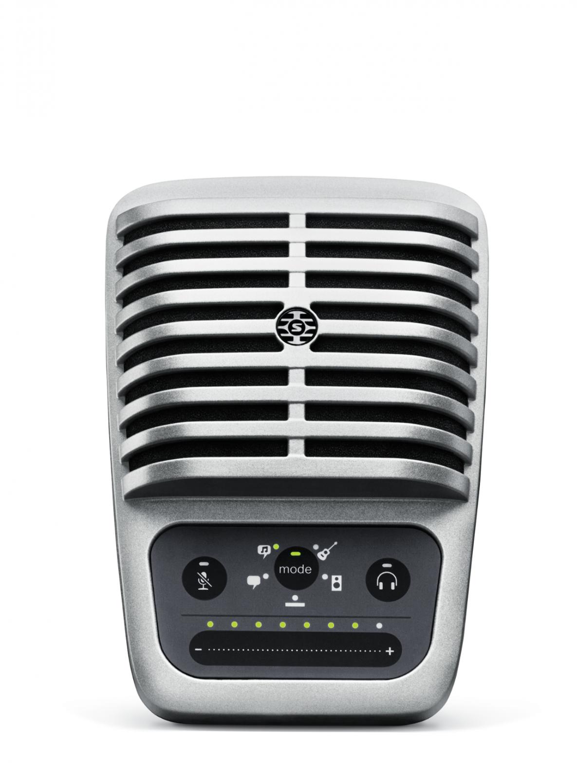 Shure MV51 Digital Large Diaphragm Condenser Podcast Microphone