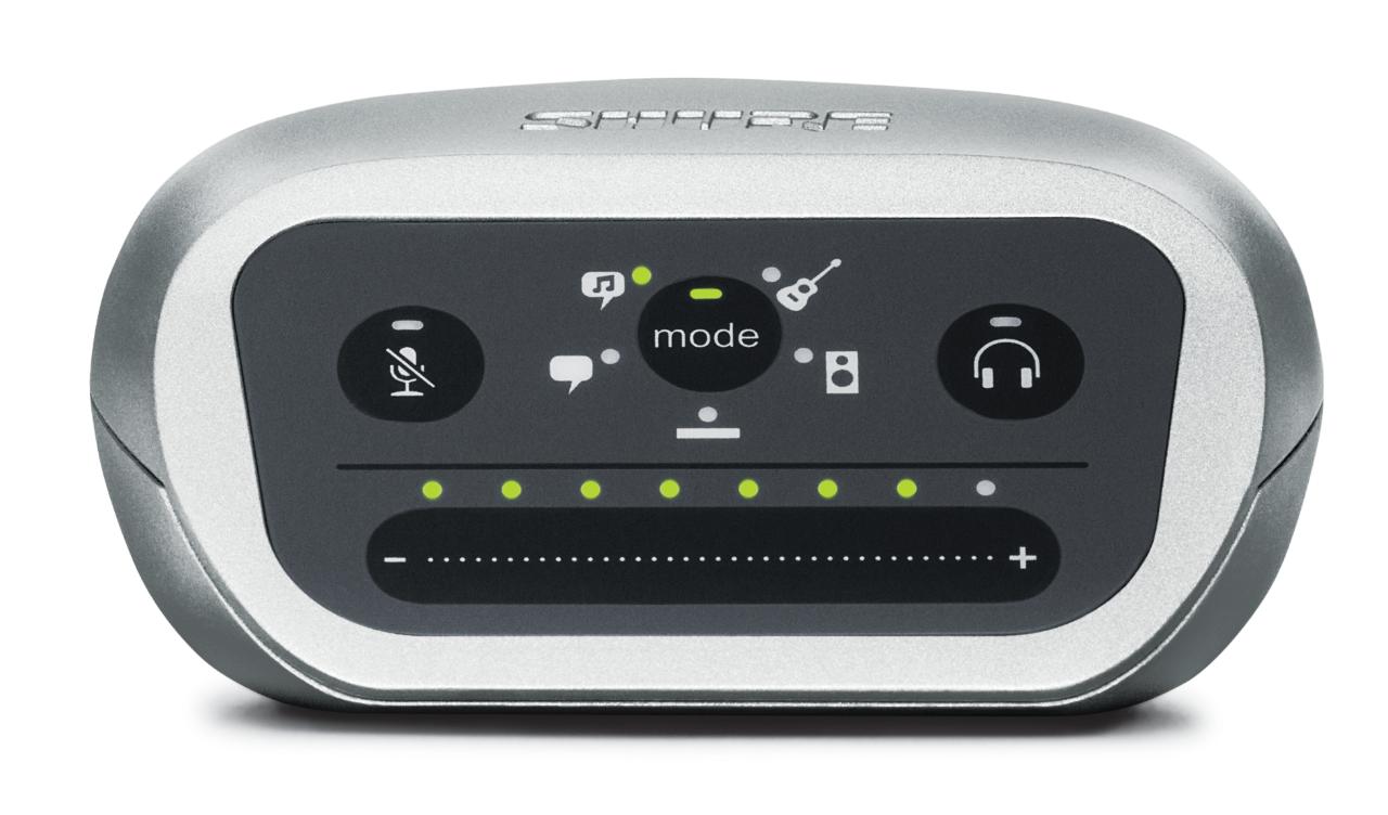 Shure MVI-LTG Digital Audio Interface