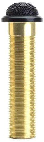 Shure MX395B/BI Microflex Low Profile Bi-Directional Boundary Mic With 3-pin XLR, Black