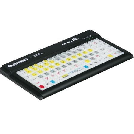 Odyssey Case ControlSL - Keyboard for Serato or Traktor Scratch