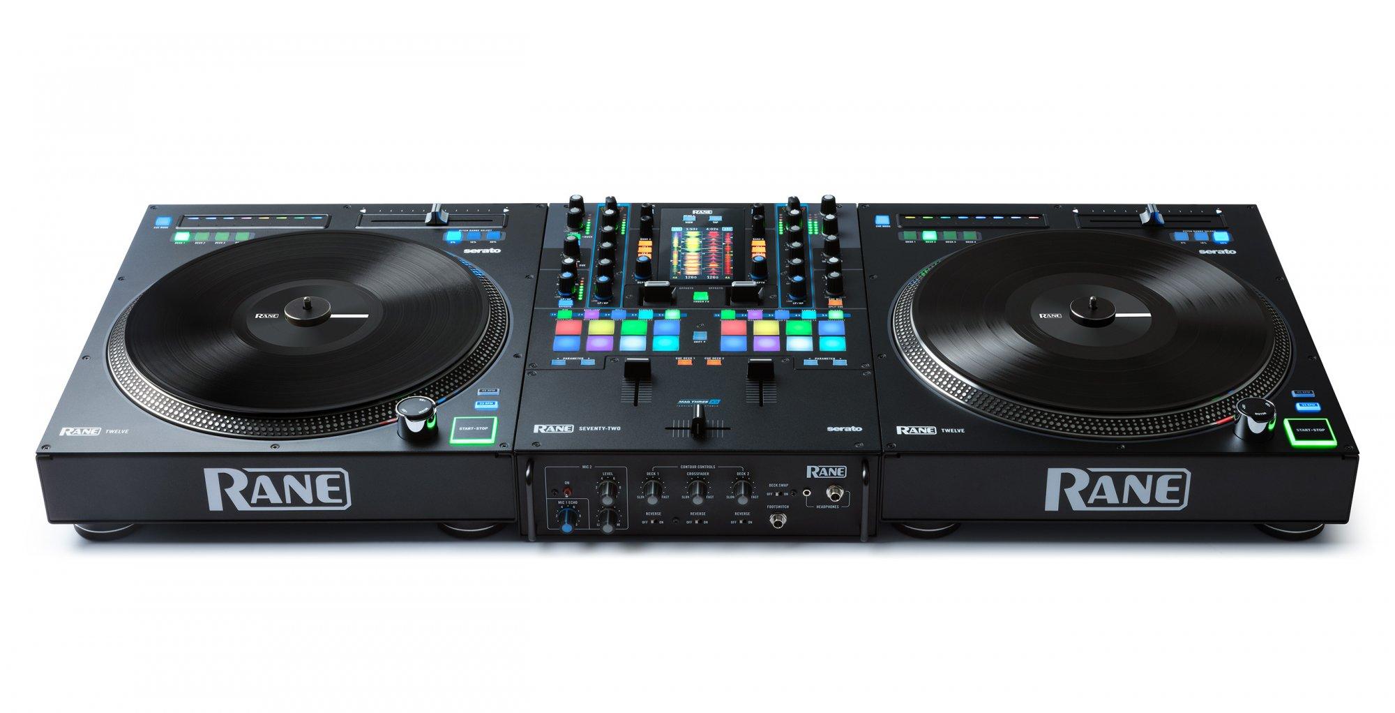 Rane DJ Twelve - Motorized 12 High-Torque Controller