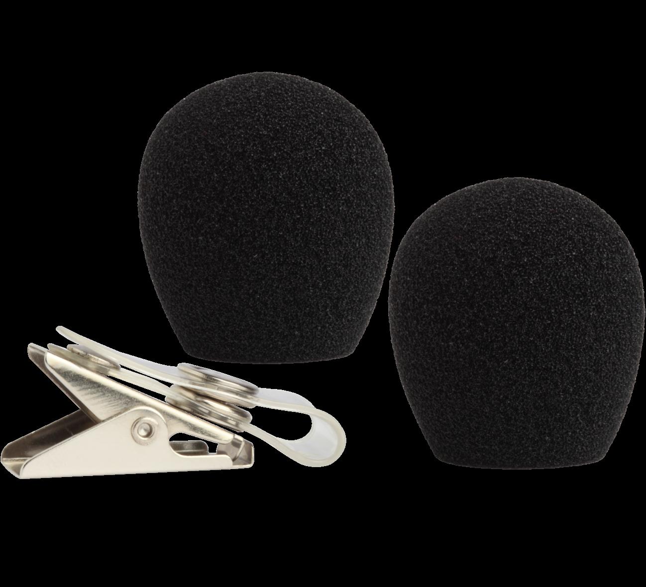 Shure Windscreen - Headset  - 2 Pack