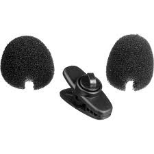 Shure PG30 Windscreen and Clothing Clip Kit
