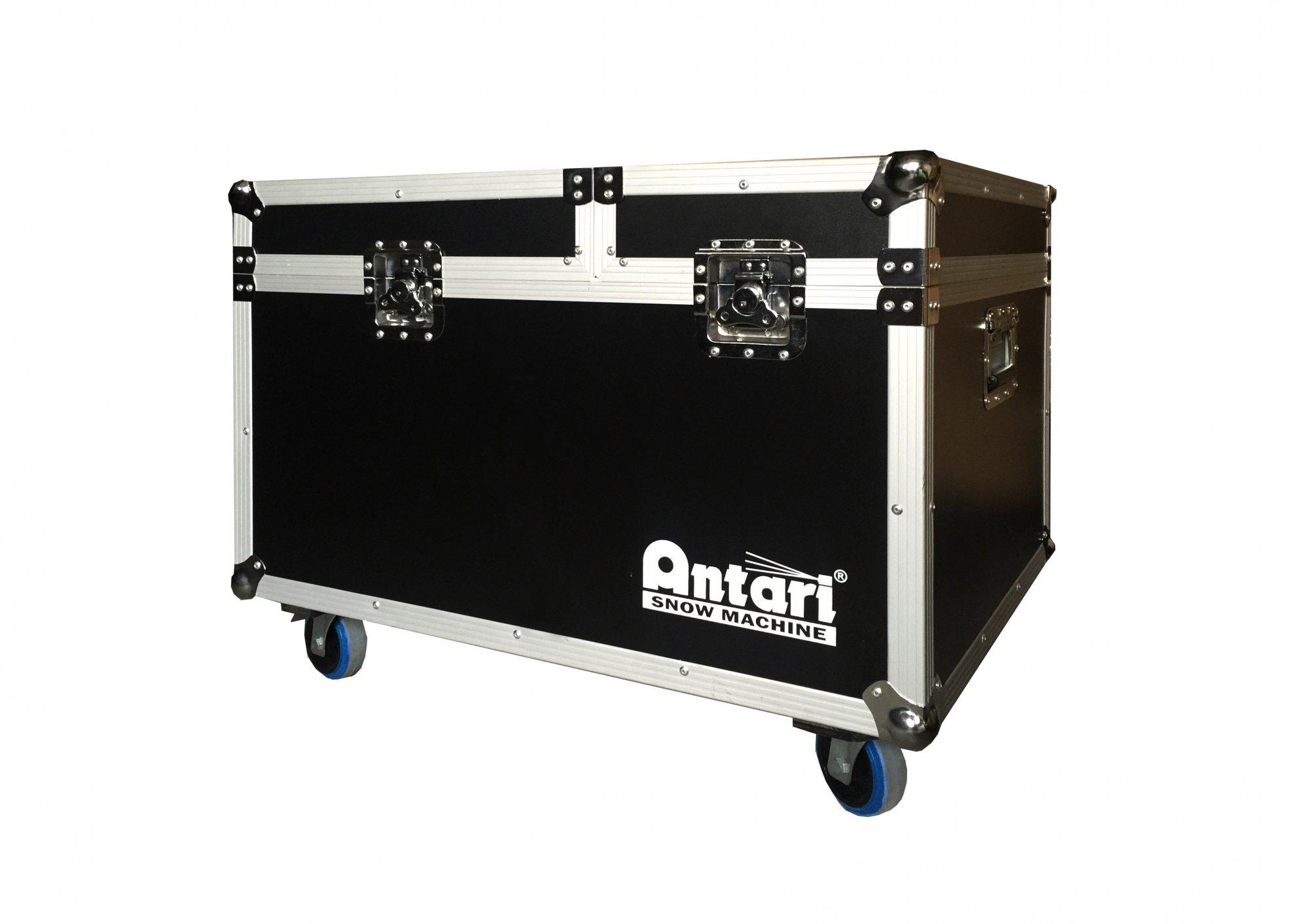 Antari S500DLX Snow Machine Package - High Volume, Touring, WDMX