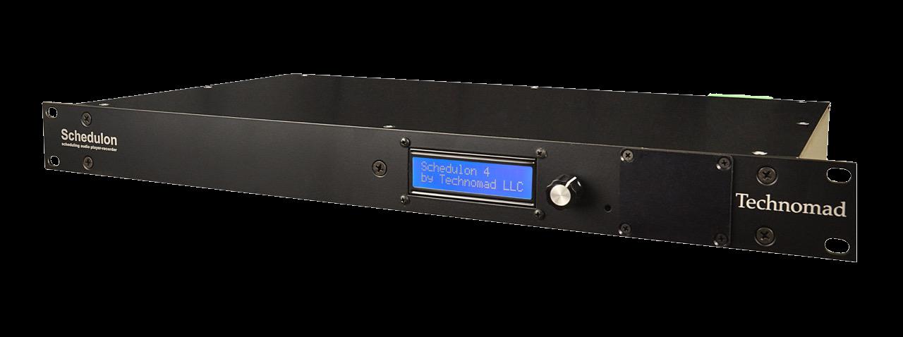 Technomad 1646 Schedulon Audio Player