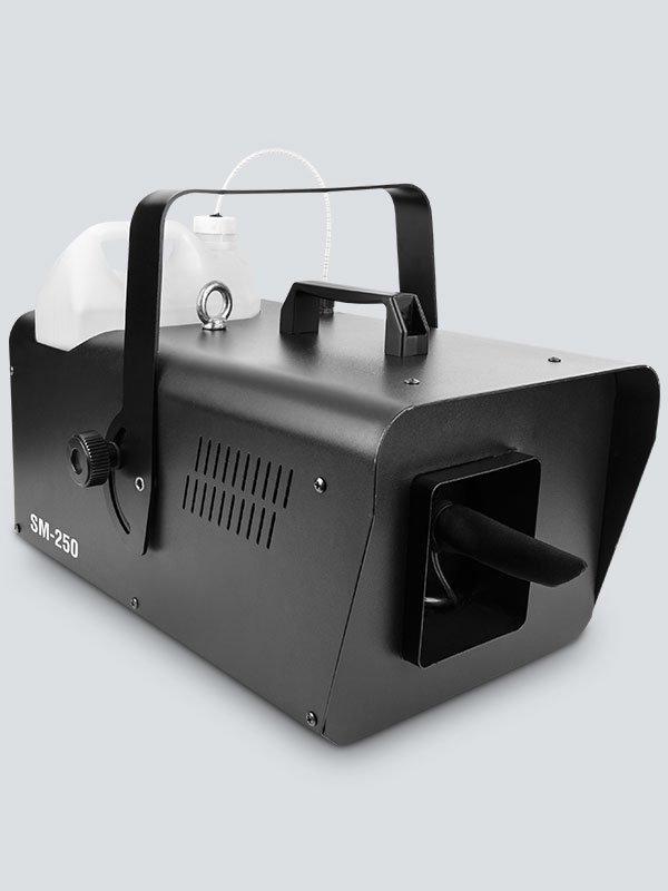 Chauvet DJ SM250 - Snow Machine - Remote, Hanging Bracket, Power Cord
