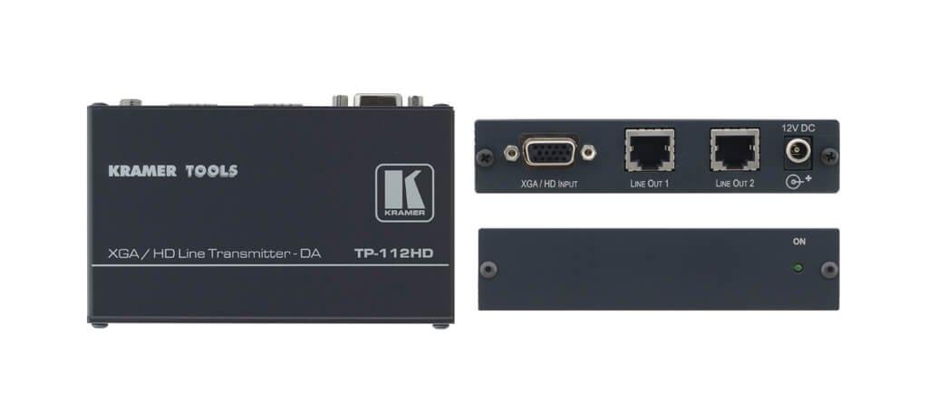 Rental Kramer TP-112HD Cat5 to VGA Transmitter