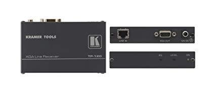 Rental Kramer TP-120 Video CAT5 to VGA Receiver