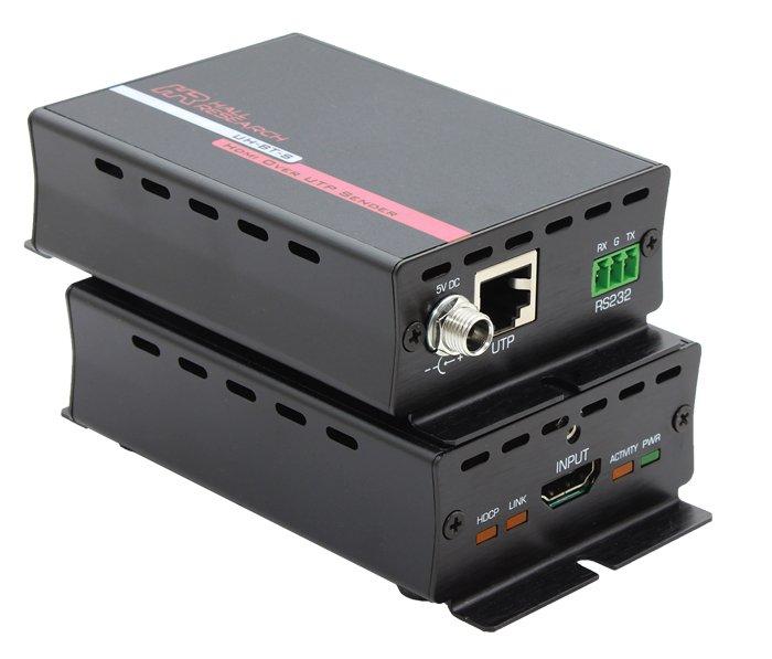 Rental Hall Research UH-BTX-S HDMI (HDBaseT) Over UTP Extender Sender