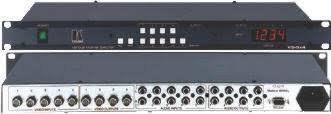 Rental Kramer VS-5x4 5x4 Vertical Interval A/V Matrix Switcher