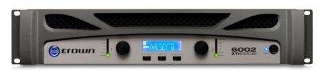 Crown XTi 6002 Power Amplifier - 2 Channel, 2100W @ 4Ω