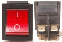 ADJ Part - 4-Pin Power Switch for PC-4 - 4-Pack