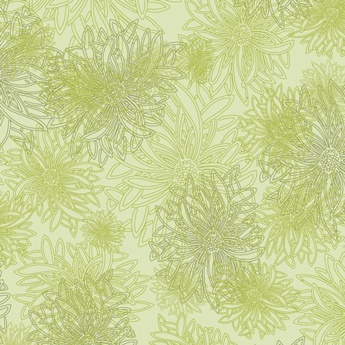 AGF Floral Elements  FE-521 Green Glow