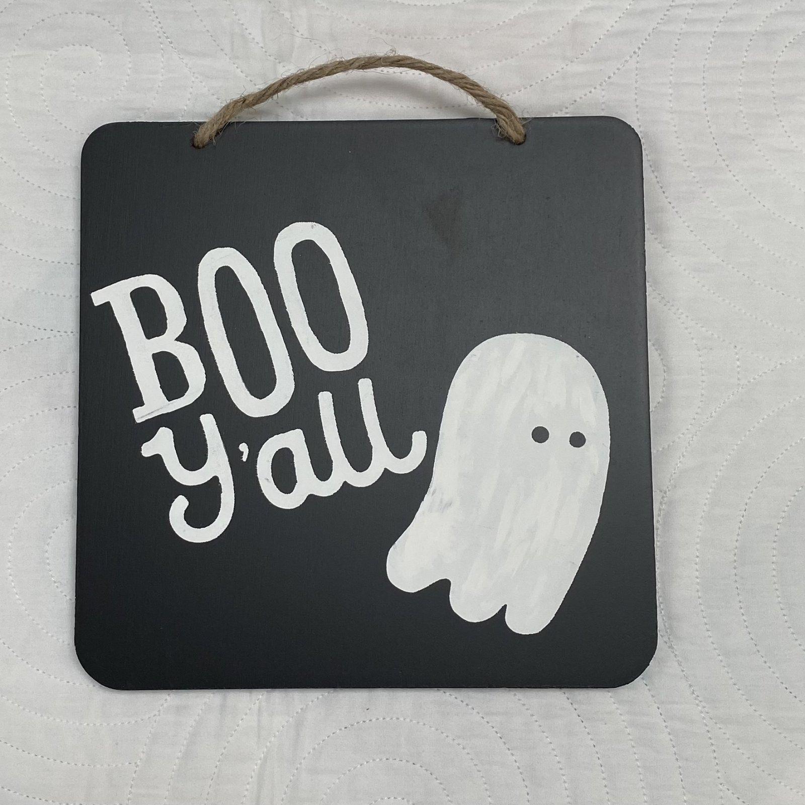 Boo Yall