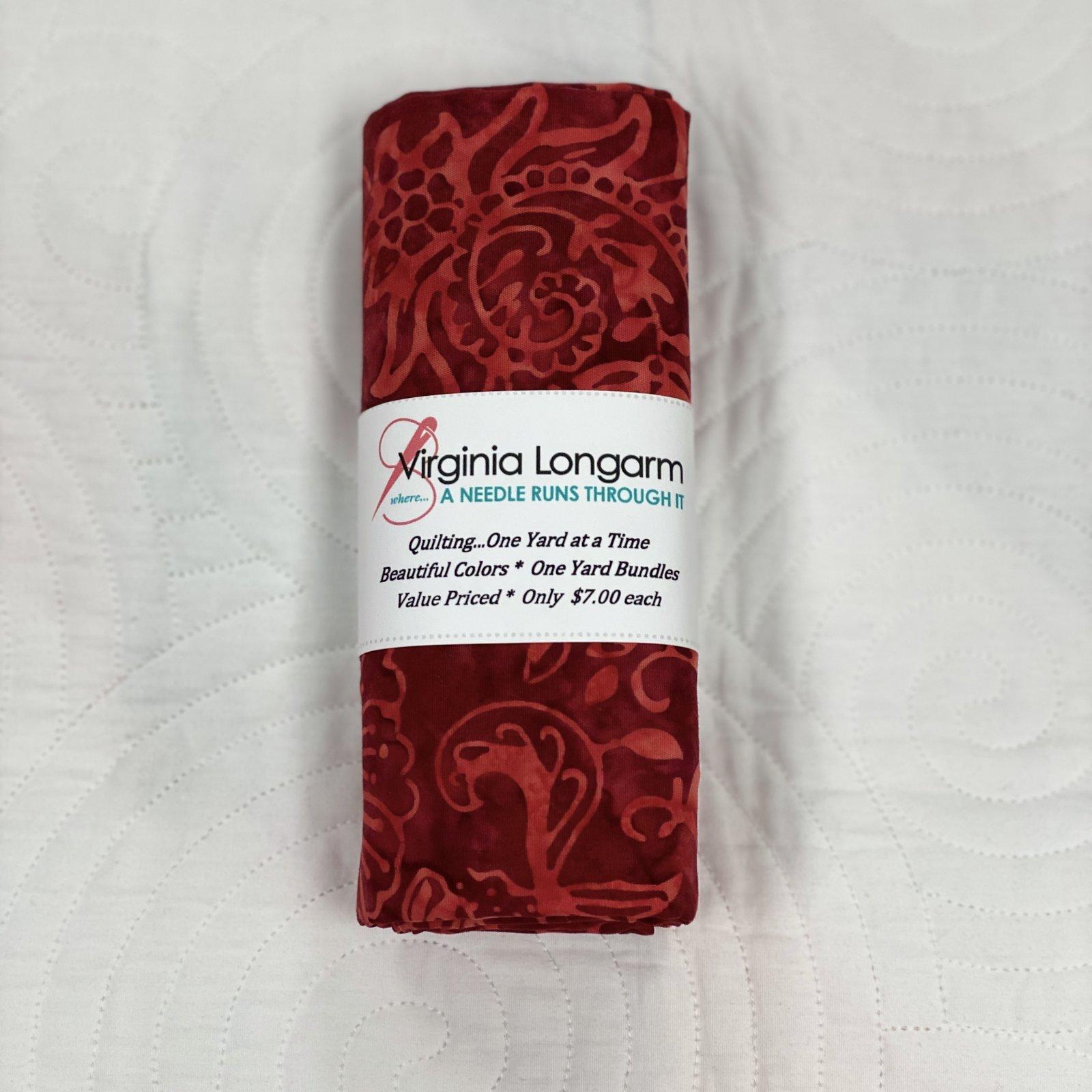 Batik Pink/Red 10