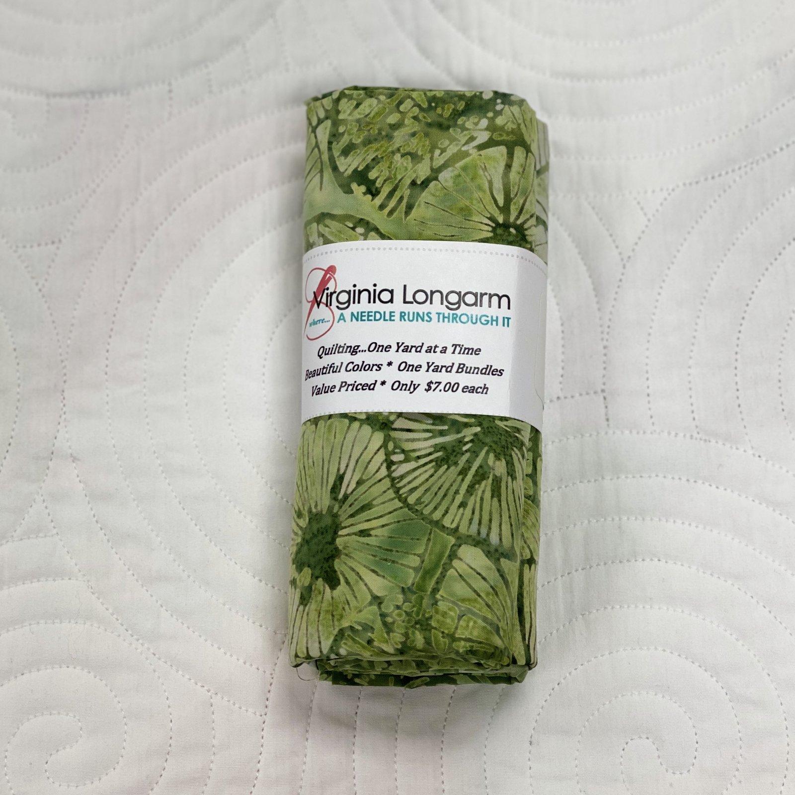 Batik Green 5