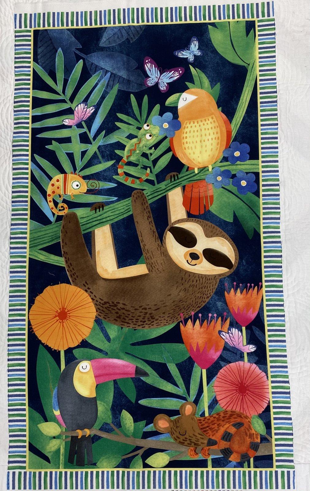 Sloth Panel