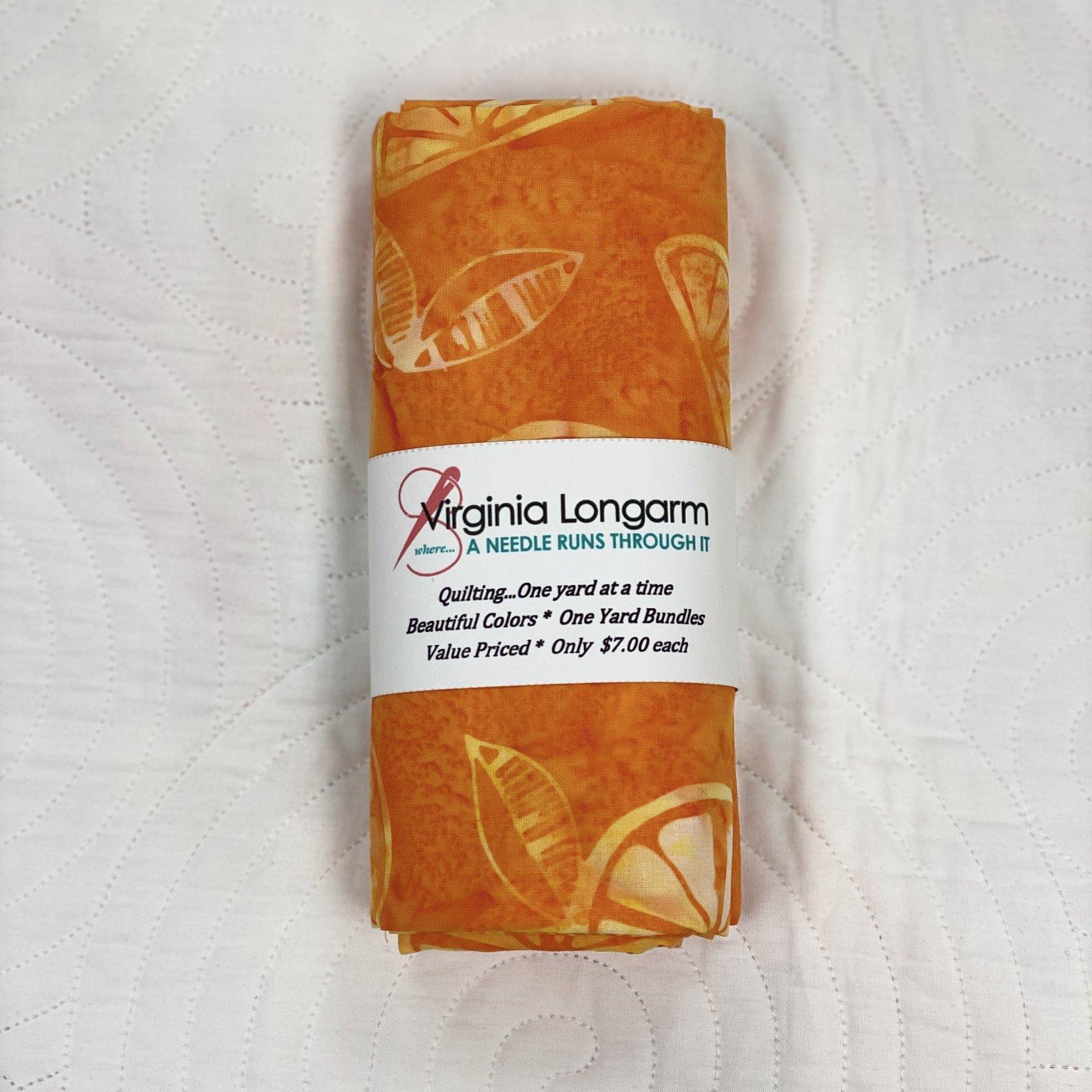 Batik Orange 2