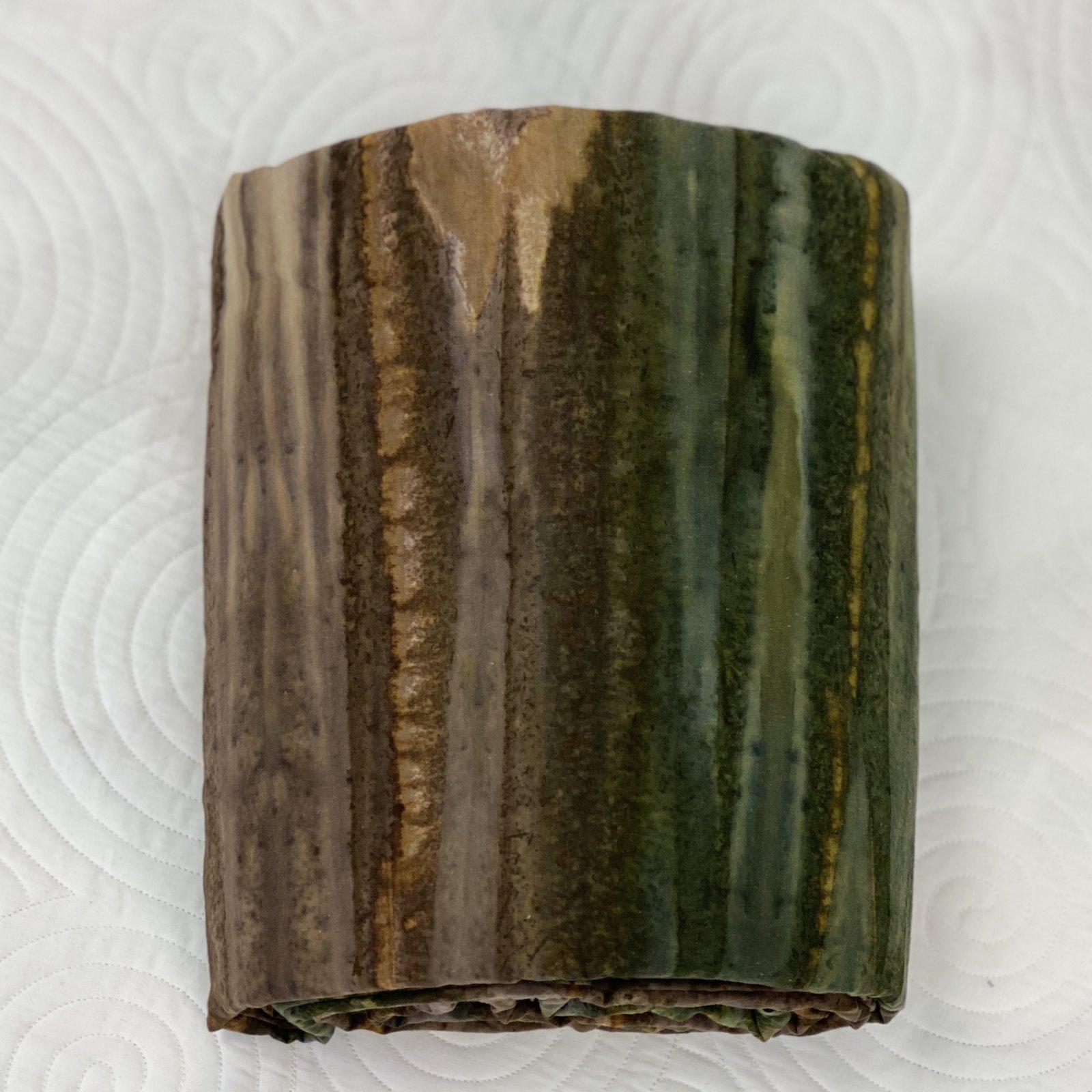 Sew Batik Stripe Woodland