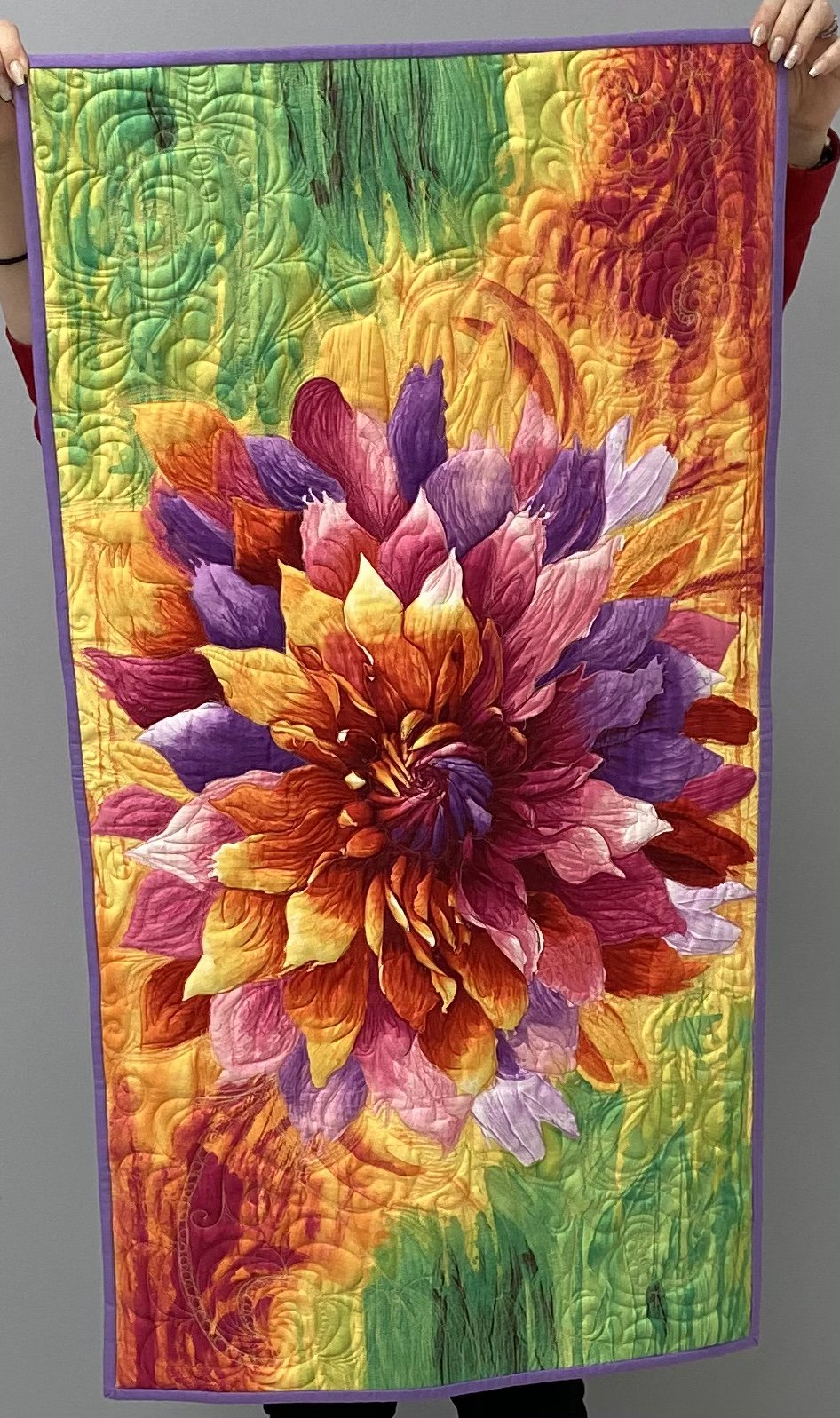 Flower Art 22 x 41