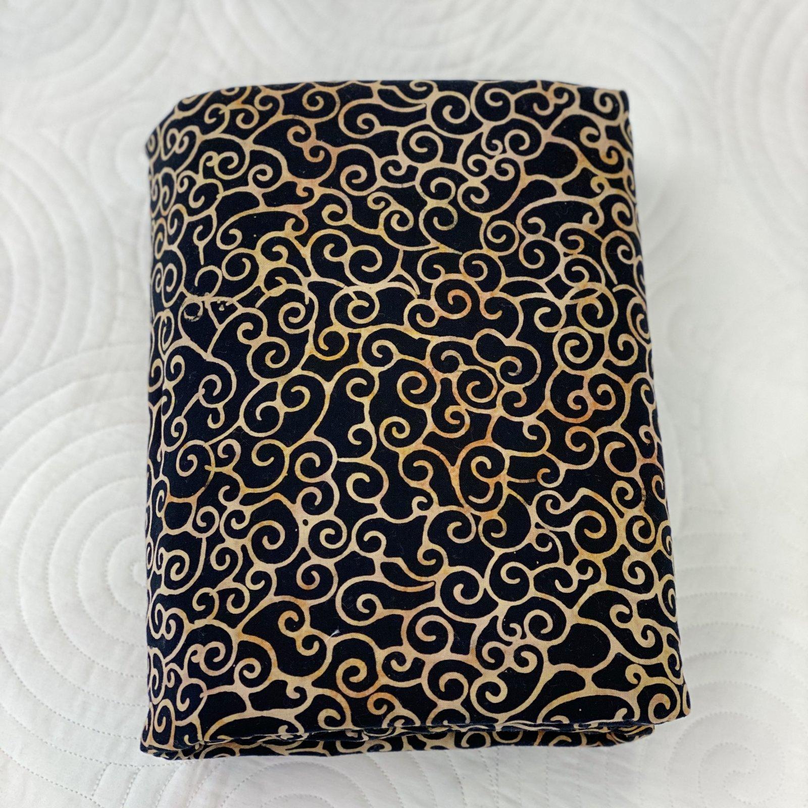Sew Batik Persia Midnight Sand Storm