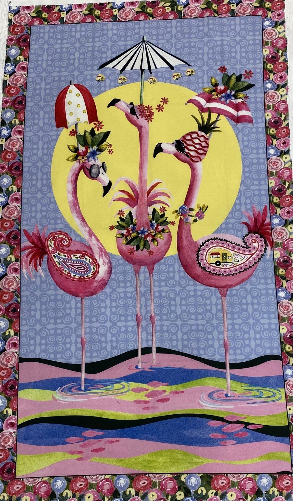 Flamingo Panel