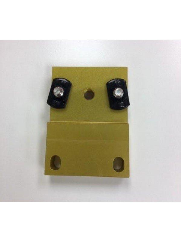 Encoder Spring Gold Plate