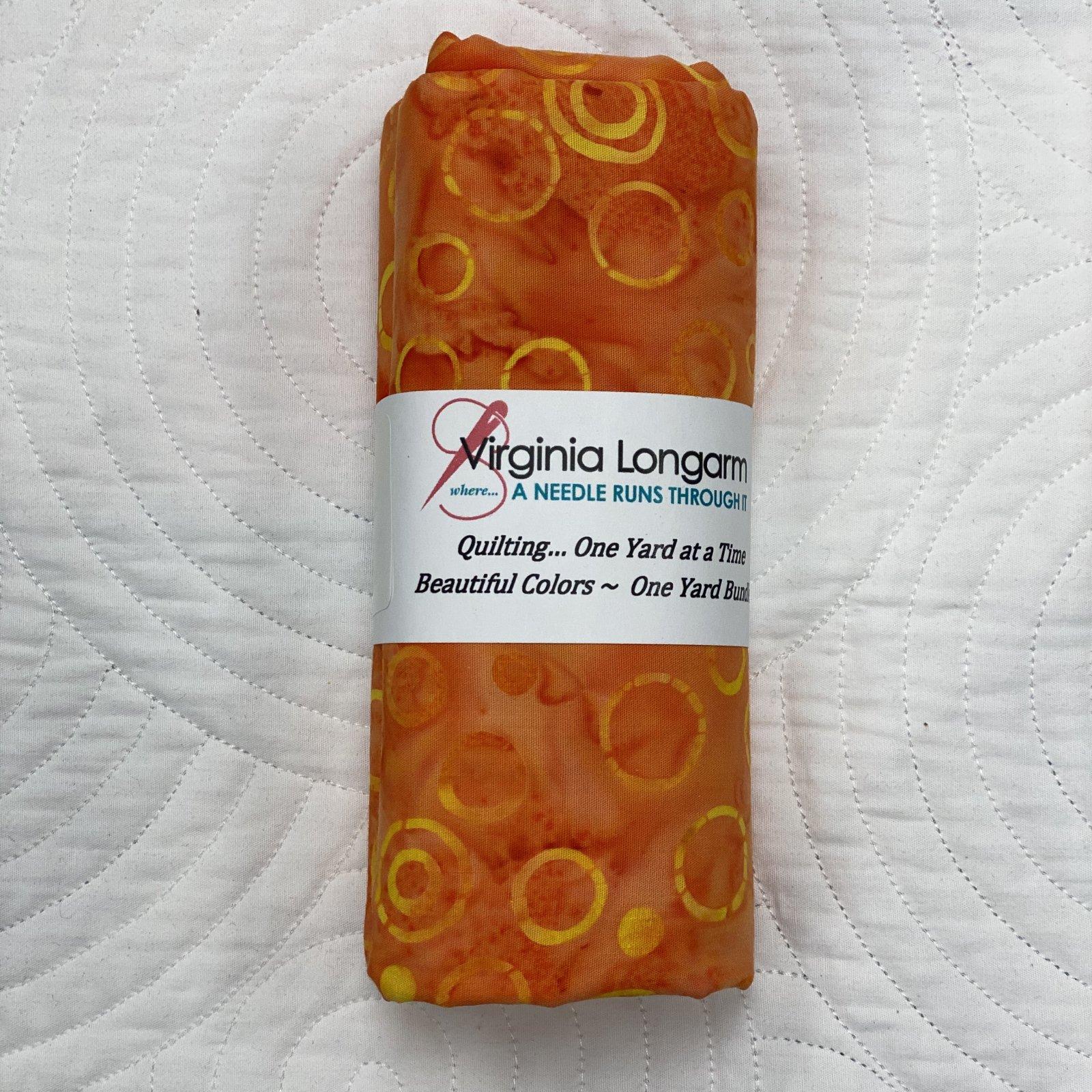 Batik Orange 22