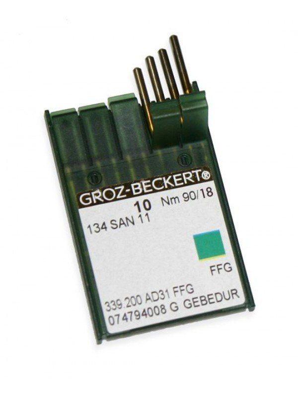 Groz-Beckert Needles 10 pk 18