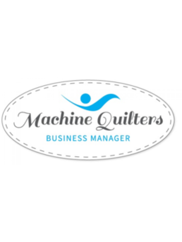 Machine Quilters Business Manager