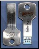 Info Key Silver